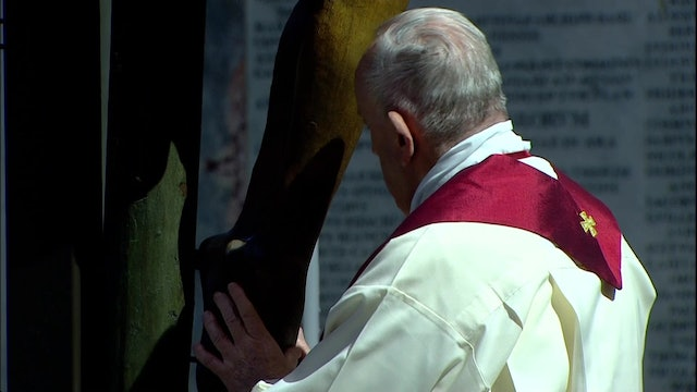 Good Friday in quarantine: Pope celebrates the Passion amid the pandemic