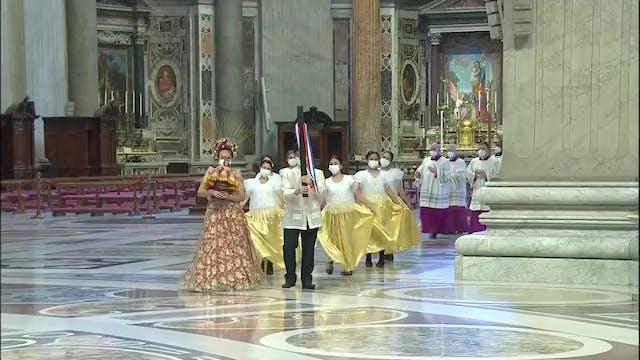 500 years later, Filipino Catholics c...