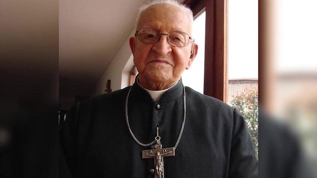 José de Jesús Pimiento, the oldest cardinal, passes away