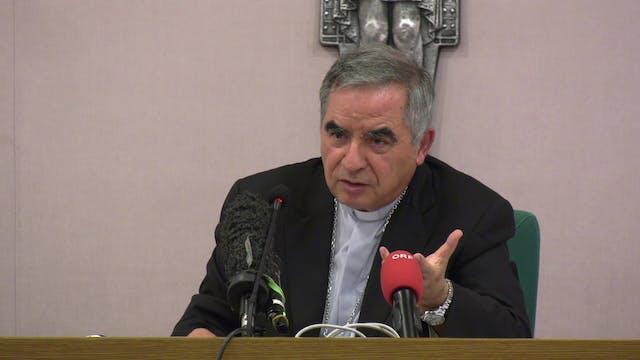 Cardinal Angelo Becciu: I am innocent...