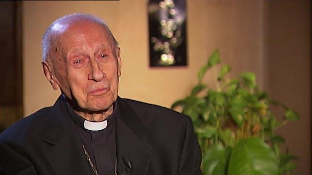 Fallece el cardenal Roger Etchegaray,...