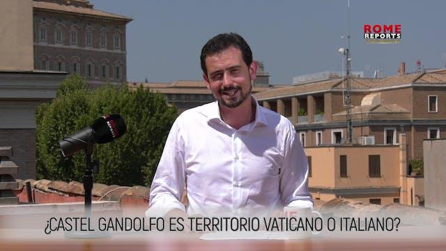 PALACIO DE CASTEL GANDOLFO, ¿TERRITOR...