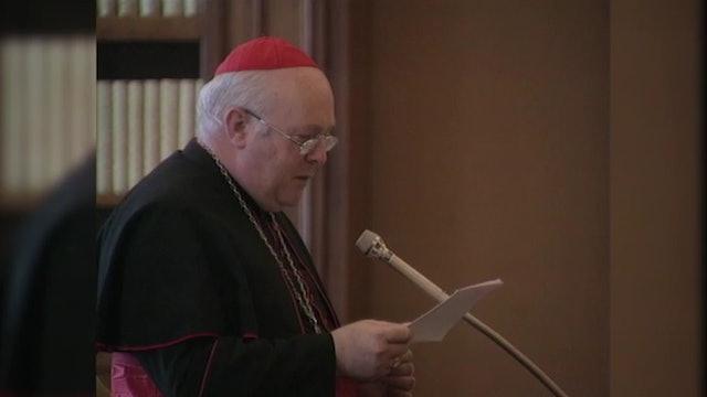 Fallece el cardenal Godfried Danneels, de 85 años