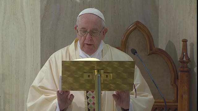 Pope prays for Red Cross and Red Cres...