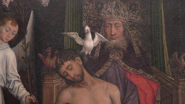 Museos Vaticanos estrenan exposición sobre misterio de la Santísima Trinidad