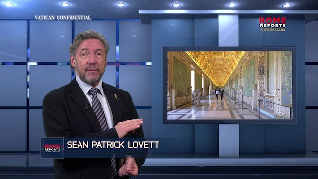Why does the Vatican have a deficit on its revenues?