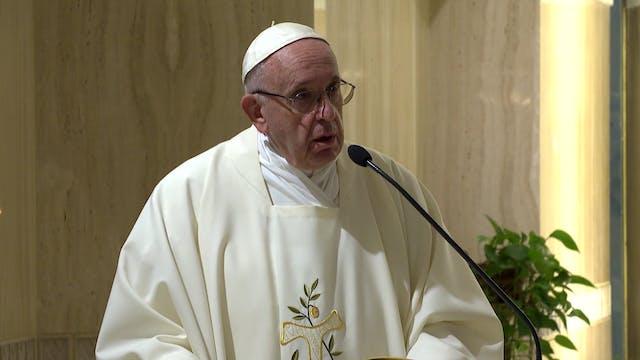Papa en Santa Marta: ¿Estás abierto a...