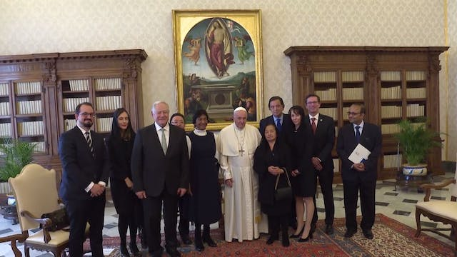 Pope confirms opposition to death pen...