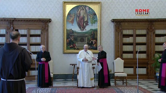 El Papa explica la importancia de con...