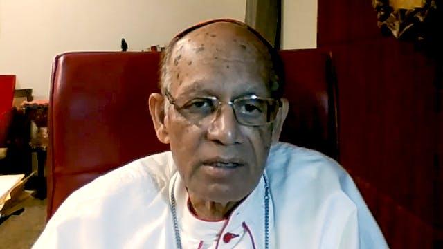Cardenal Gracias: La situación del co...