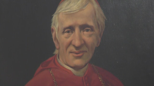 John Henry Newman, the English gentleman who will be canonized next October 13