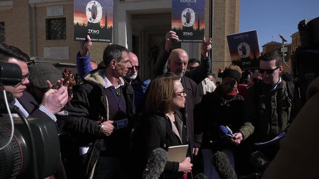 Abuse victims ask pope to establish m...