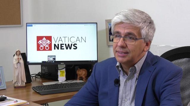 Tornielli explica objetivos del Dicasterio para la Comunicación del Vaticano