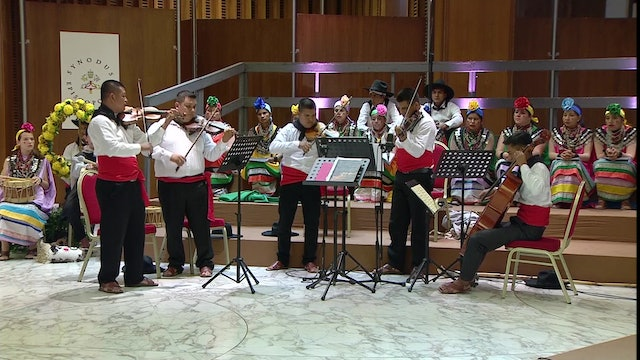 Vatican pays tribute to music preserved by indigenous Bolivians