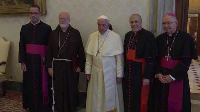 Papa a los obispos de EEUU: Intentar ...