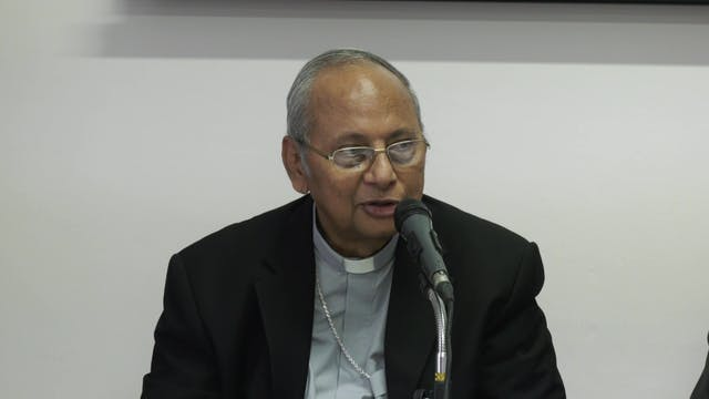 "Cardinal Ranjith: ""Government had bee..."