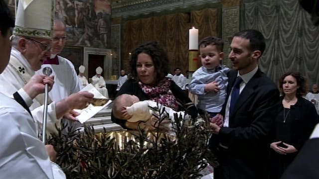 Pope to baptize children this Sunday ...