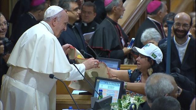 Arranca el sínodo sobre la sinodalidad con encuentro del Papa