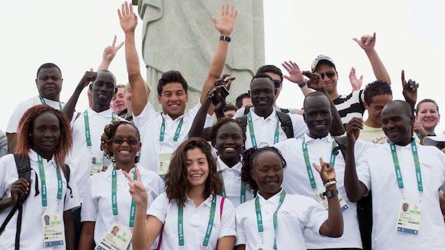 Los Atletas Refugiados buscan el oro ...