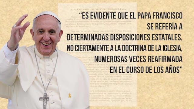 Vaticano explica a nuncios palabras d...