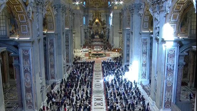 Pope Francis to celebrate Mass on Pen...