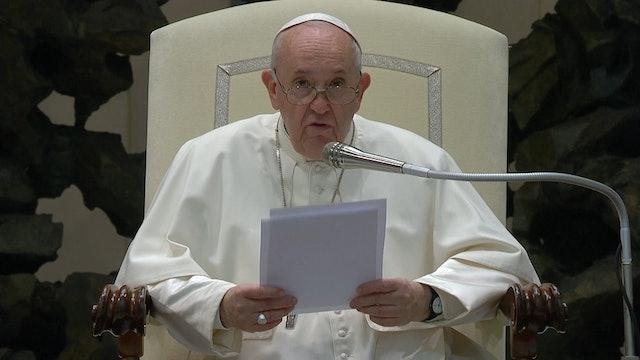 Papa: Siento vergüenza por incapacidad de Iglesia de ayudar a víctimas de abusos