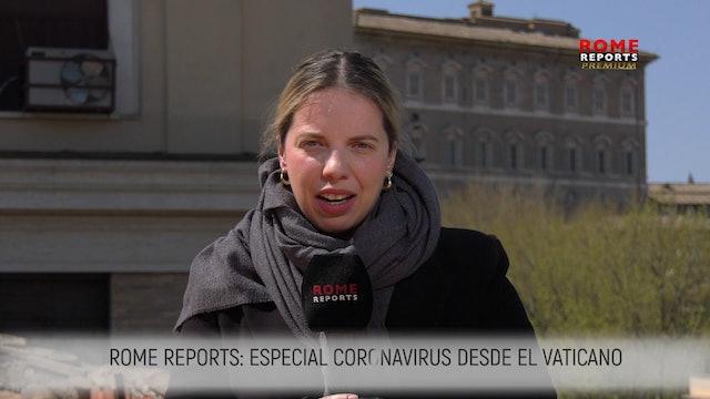 ESPECIAL CORONAVIRUS: Católicos chinos envían mensaje al Papa Francisco