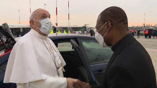El Papa no viajará a Glasgow para participar en la COP26