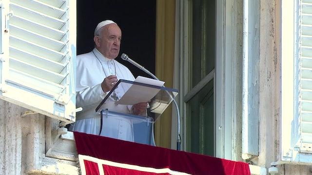 Papa pide llegar a un acuerdo en Venezuela para acabar con sufrimiento