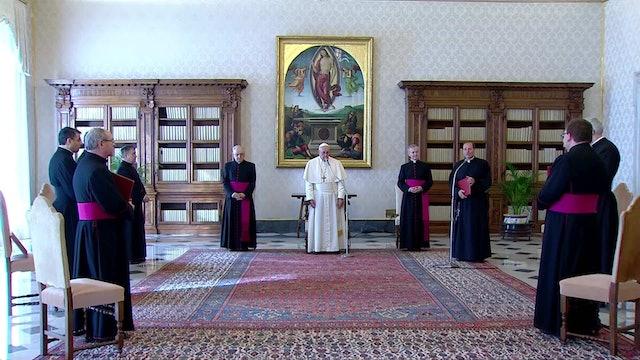 Papa en Audiencia General agradece a los que ayudan a víctimas del coronavirus