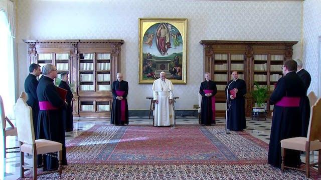 Papa en Audiencia General agradece a ...