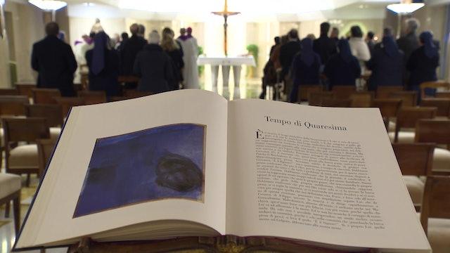 Las propuestas del Papa Francisco para la Cuaresma