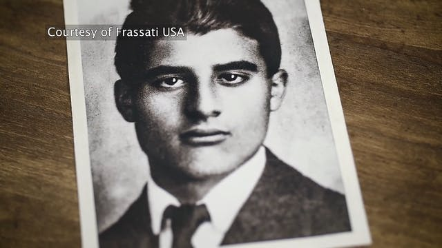 24-year-old Pier Giorgio Frassati con...