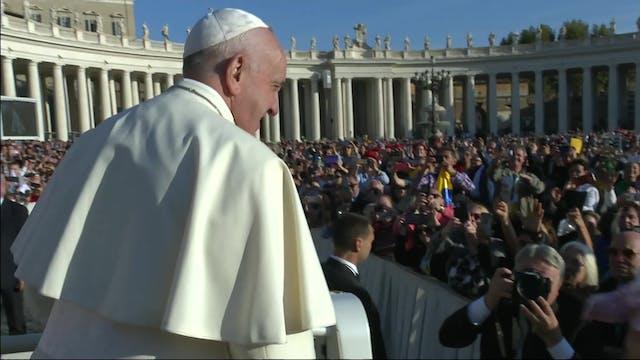 Papa: Un sínodo sin Espíritu Santo no...