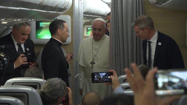 Papa aplaza viaje a Malta previsto pa...