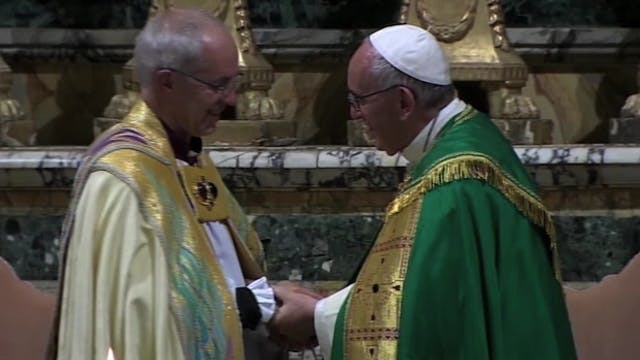 Retiro en Vaticano con líderes de Sud...