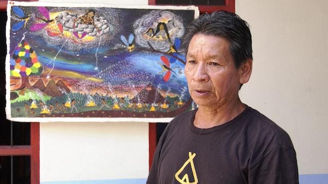 """""""No nos matan ni torturan, pero lo hacen con la Amazonía"""", activista indígena"""