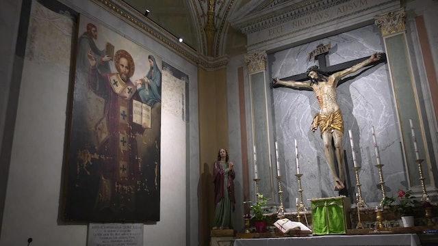 Conoce la antigua iglesia dedicada a San Nicolás en Roma