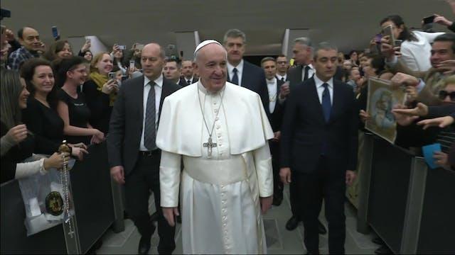 Papa Francisco: Las Bienaventuranzas ...