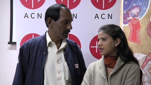 Asia Bibi's husband: God's grace is w...