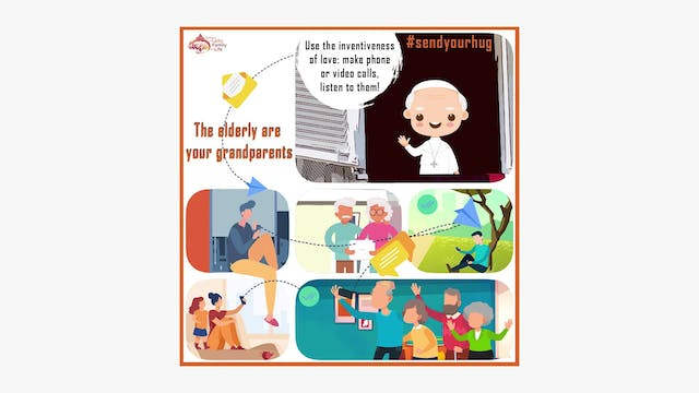 "Vatican launches ""The elderly are you..."