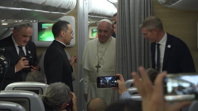 Pope's trip to Malta postponed due to...