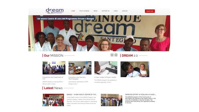 Organización católica lucha con éxito contra el SIDA en África