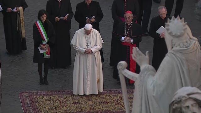 Francisco celebrará mañana la Inmacul...