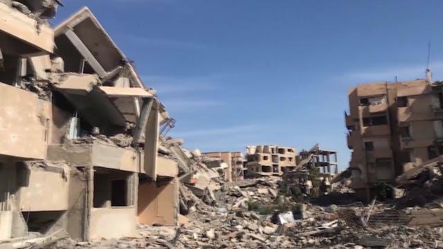 La guerra de Siria entra hoy en su no...