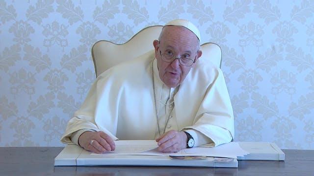 """Papa: """"La verdadera respuesta al popu..."""