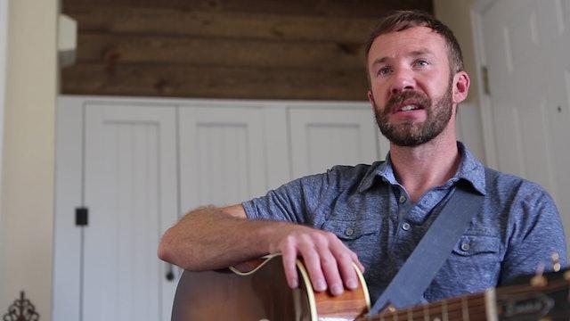 """Shaun Garrison, un cantautor que """"excede"""" sus propias expectativas"""