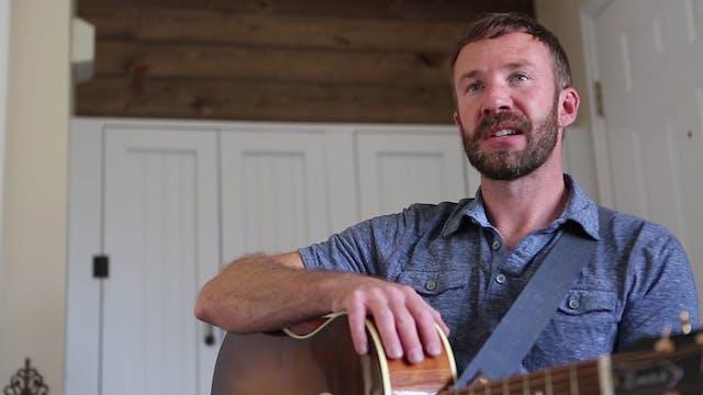 """Shaun Garrison, un cantautor que """"exc..."""