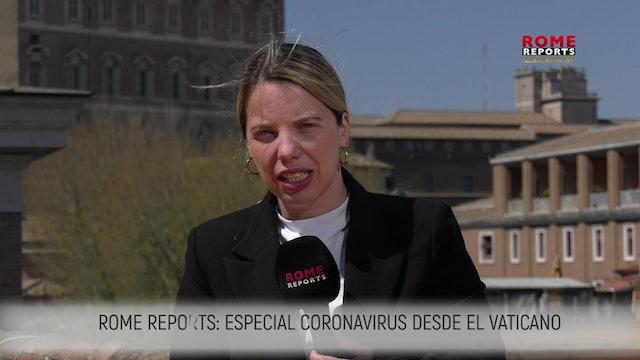ESPECIAL CORONAVIRUS: Actividades del Papa en tiempos de pandemia