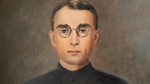 Young priest who rescued people during WWII declared Venerable